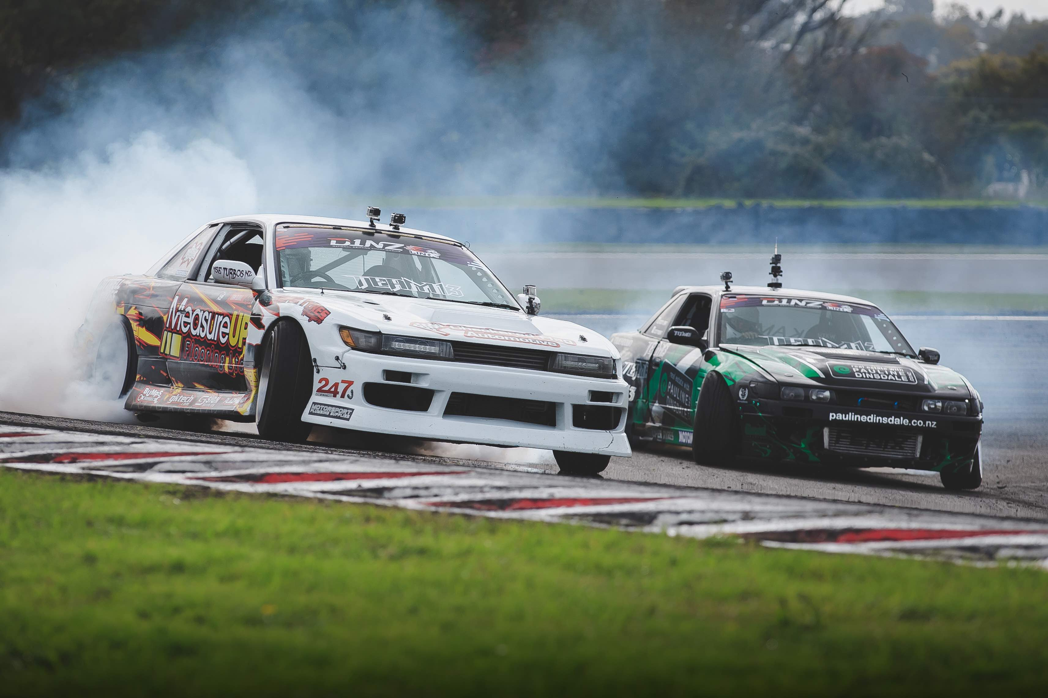 Team 13 duo eying D1NZ Pro Series step up for 2019