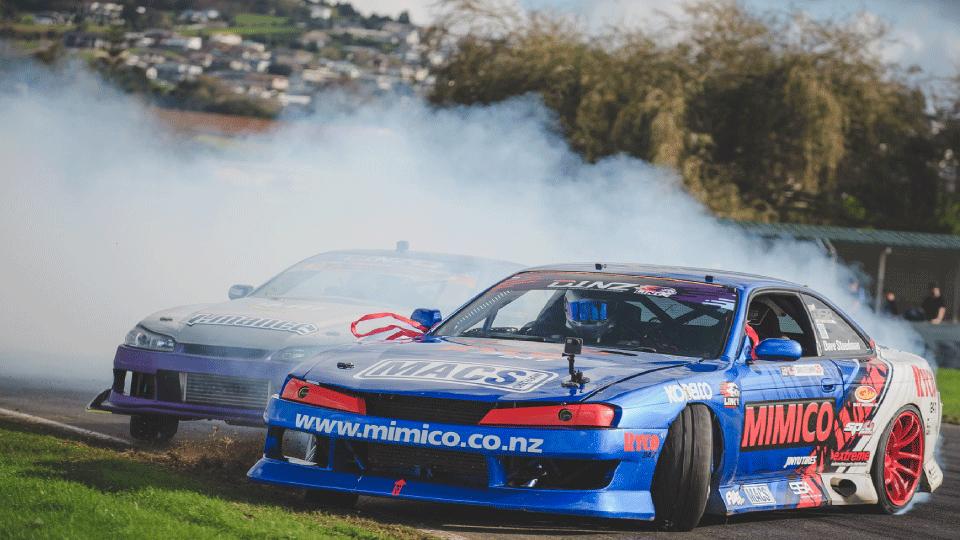 D1nz Drifting Championship Series