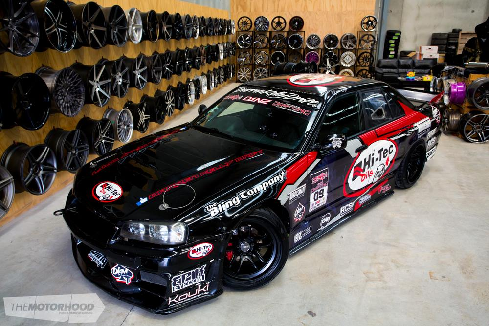 TBC PERFORMANCE WHEELS JOINS D1NZ 2015/16 SEASON